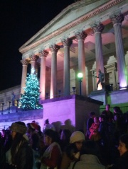 UCL at Christmas time