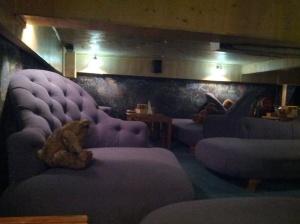 Cozy upper level