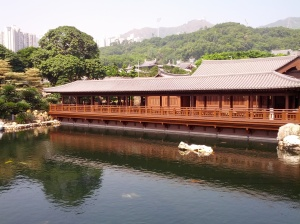 Oasis of peace and calm - Nan Lian garden. A must-visit for any wanderers in Hong Kong.