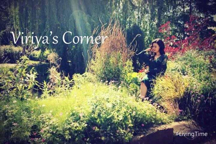 Viriya's Corner Logo